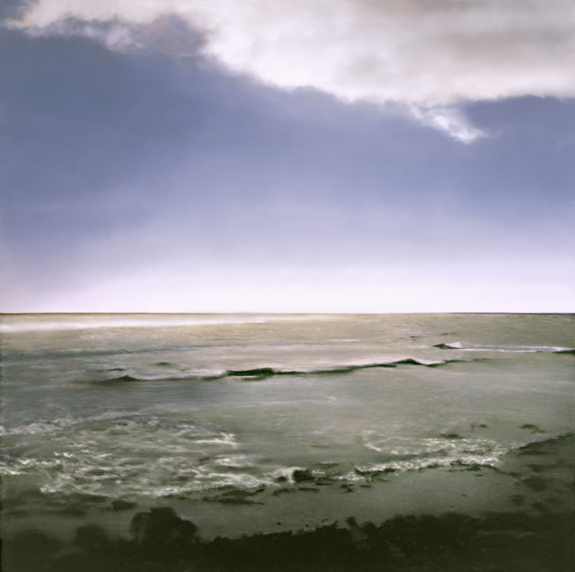 , 'Seestück (Seascape),' 1998, San Francisco Museum of Modern Art (SFMOMA)