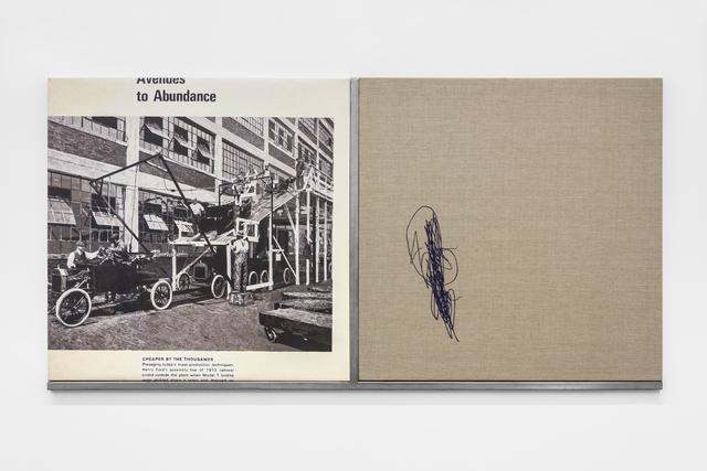, 'Avenues to Abundance,' 2018, PEANA