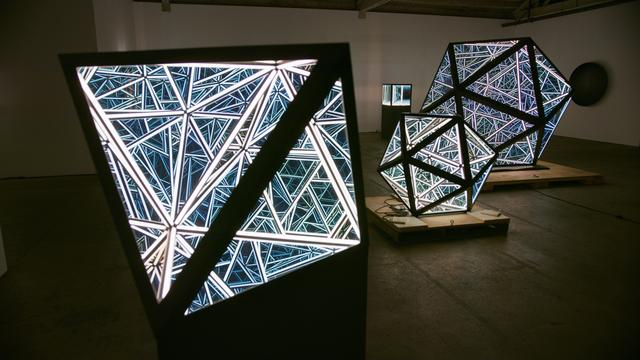 Anthony James, 'Portal Octahedron', 2019, Melissa Morgan Fine Art