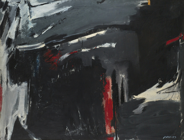 , 'Untitled (53-06),' 1953, Berry Campbell Gallery