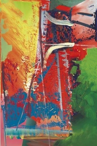 Gerhard Richter, 'Abstraktes Bild', Christie's