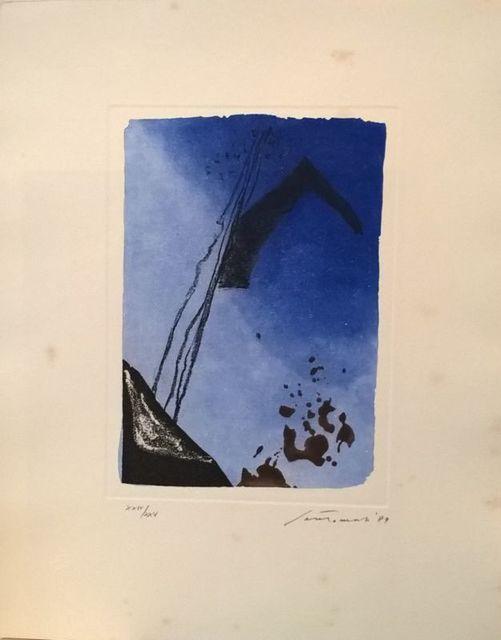 """Giuseppe Santomaso, '""""Canti Pisani"""" ', 1989, Le Coin des Arts"""