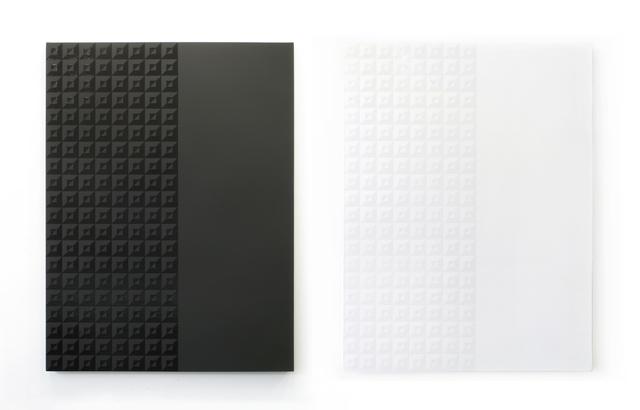 Matt Mignanelli, 'Pocket Aces I & II', 2014, Painting, Gloss and Matte Enamel on Canvas, Dubner Moderne