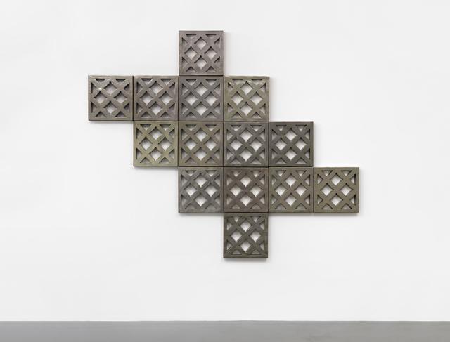 , 'Framework,' 2016, Buchmann Galerie