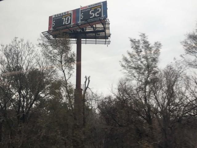 , 'Train View (Billboard 1),' 2014-2016, devening projects