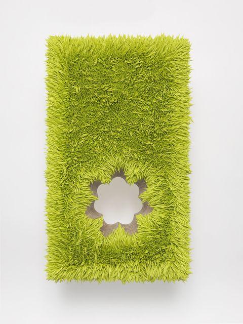 , 'Lot 111916 (fleur, chartreuse),' 2016, Anthony Meier Fine Arts