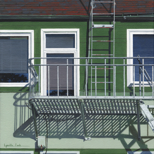 , 'Up to the Roof,' 2018, Andra Norris Gallery