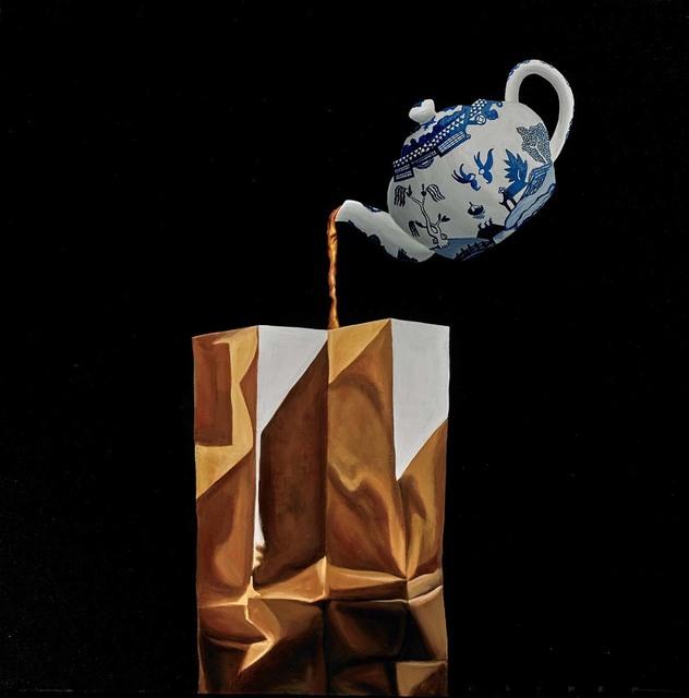 , 'Tea Bag,' 2017, Martin Lawrence Galleries