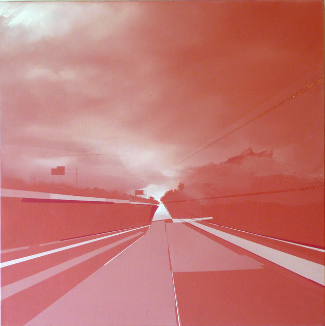 , 'Lost Landscape #3,' 2017, Mark Moore Fine Art