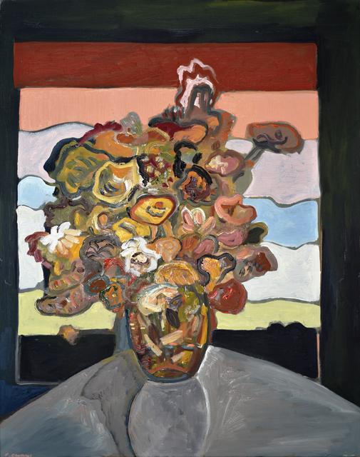 , 'Window 1544,' 2015, Odon Wagner Contemporary
