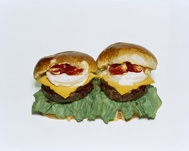, 'Two Cheeseburgers with Everything,' 2006/2018, Yancey Richardson Gallery