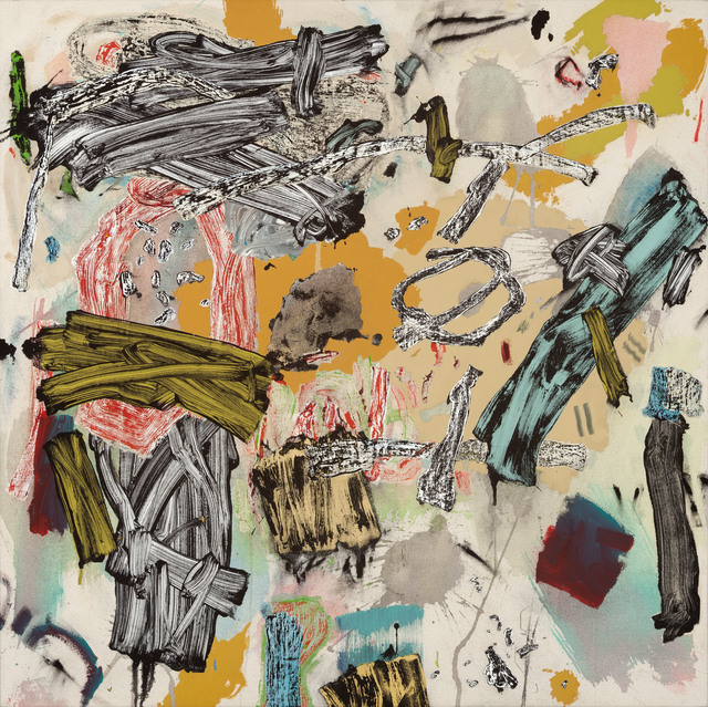 Doyle Gertjejansen, 'Small Sources', 2020, Painting, Acrylic on canvas, Callan Contemporary