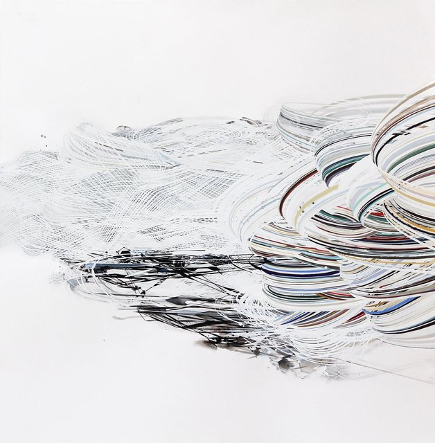 , 'rotation refractions,' 2014, Hosfelt Gallery