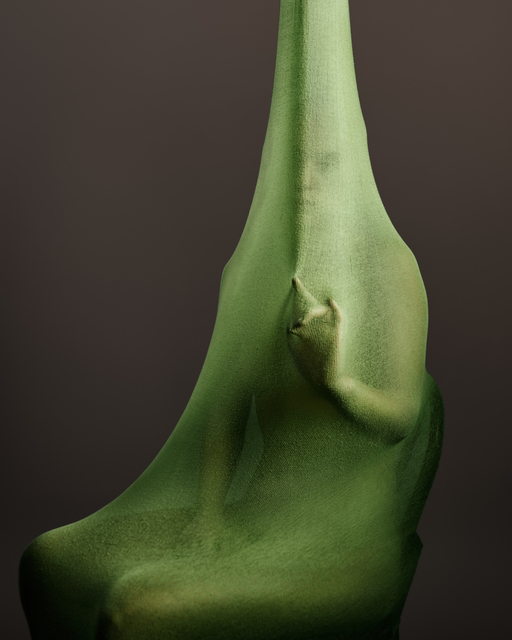 , 'Through the Second Skin - Jonne,' , Dab Art