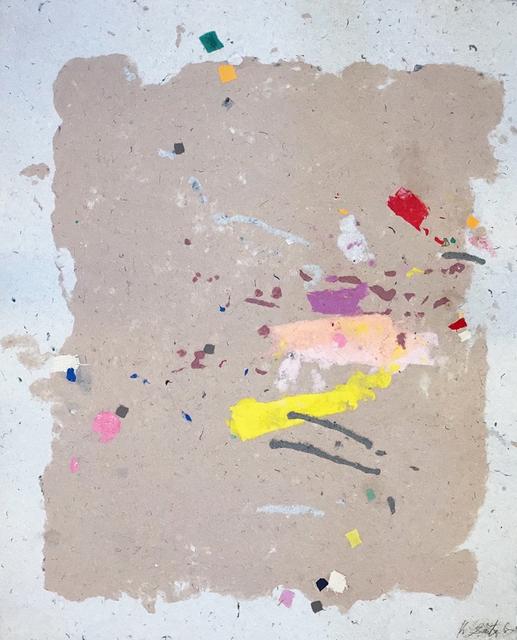 , 'Handmade Paper #22,' 1987, Octavia Art Gallery