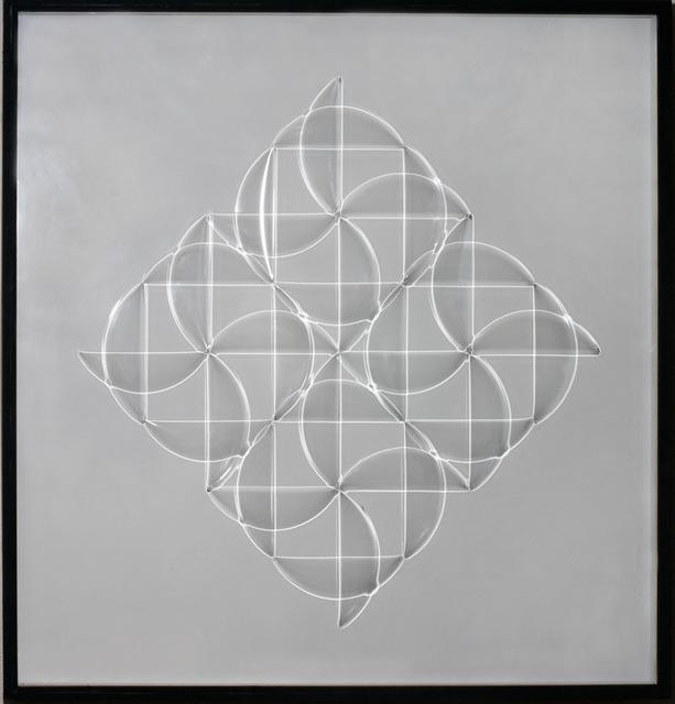 , 'Trama,' 1969-2013, Schlifka | Molina Arte Contemporáneo
