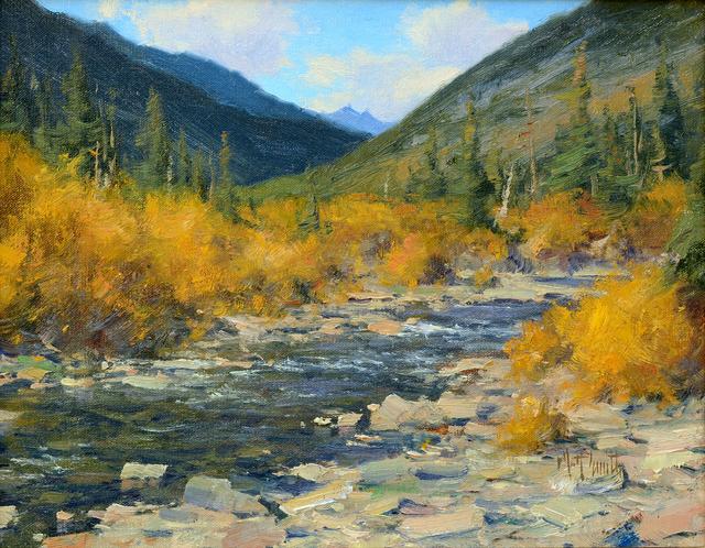, 'Clear Creek,' 2014, Gallery 1261
