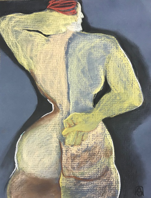 , 'Curves Ahead,' 2019, Gallery 4 West