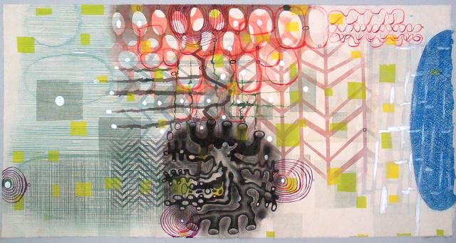 , 'Plant Architecture,' 2016, Atrium Gallery