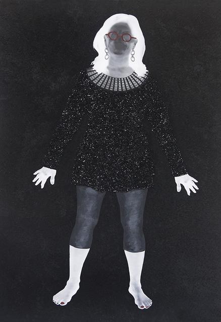 , 'Paperdoll 53,' 2009, Nohra Haime Gallery