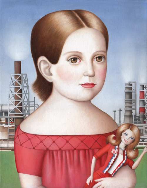 , 'Girl with Doll,' , Front Room Gallery