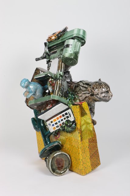 , 'Toryburch and Fishing Cat,' 2013, Arario Gallery