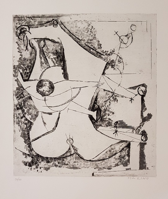 , 'Scomposizione,' 1971, Wallector