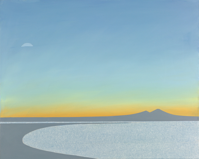 Terence Netter, 'Nightfall on the Bay', 2015, Woodward Gallery