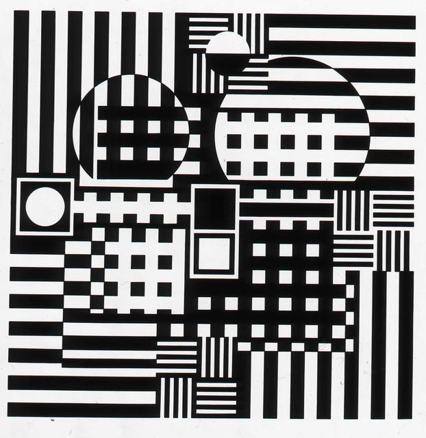 , 'Jerusa,' 1956, Davidson