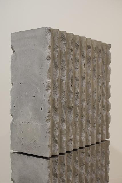 , 'Concrete Sculptur,' 2015, Ellen de Bruijne Projects