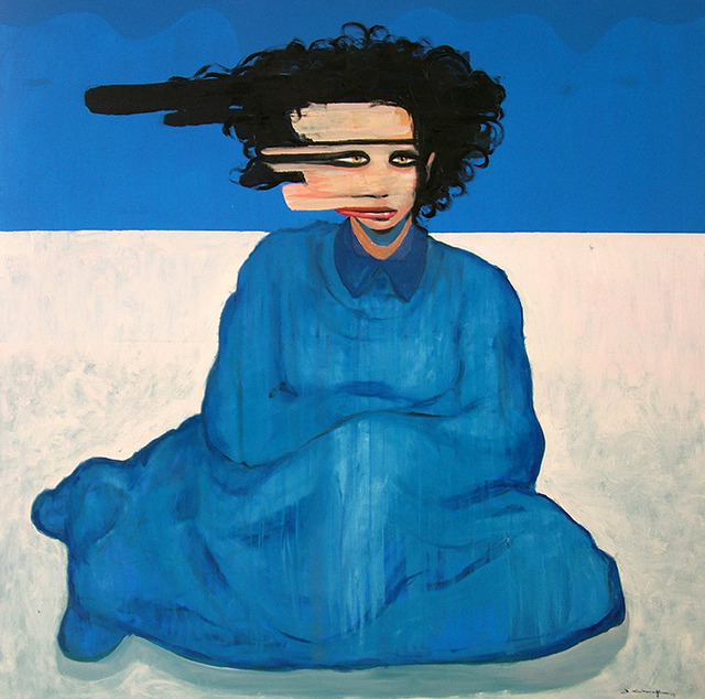 , 'Meditation,' 2013, Gallery Ilayda