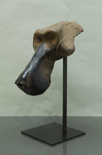 , 'Mask of Baboon,' 2017, Galerie Bayart