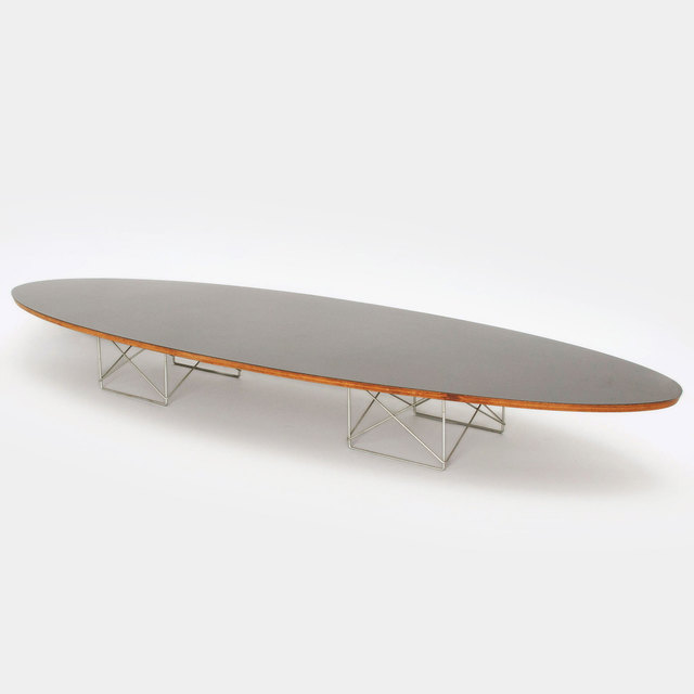 Eames Surfboard Coffee Table.Charles And Ray Eames Surfboard Table 1950s Artsy