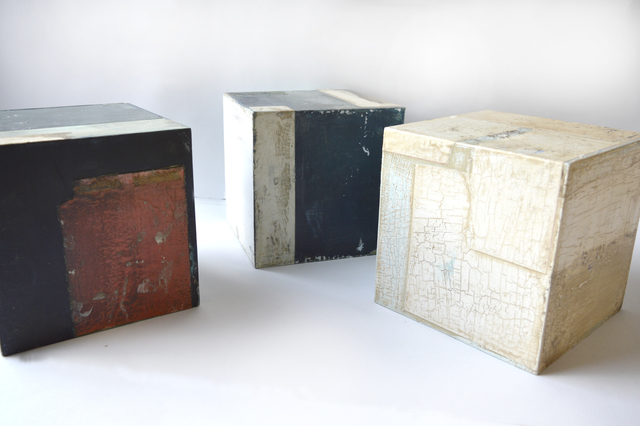 , 'Six-sided paintings,' , Cadogan Contemporary