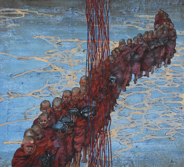 , 'Yatri,' 2012, Gallery Espace