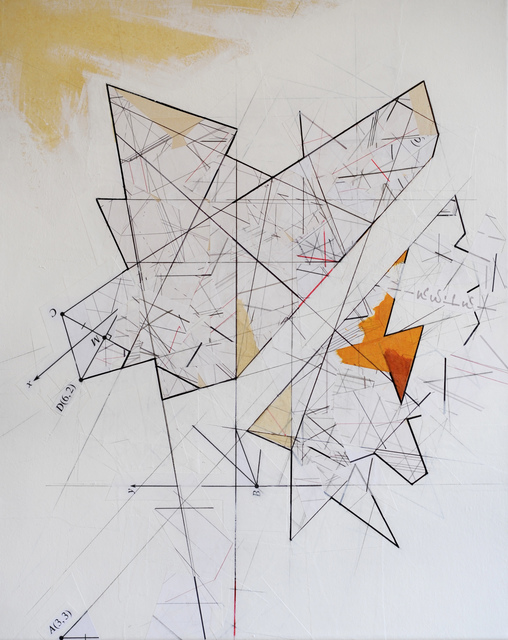 , 'Mapping Infinity, Chart #5,' 2017, Gallery Elena Shchukina