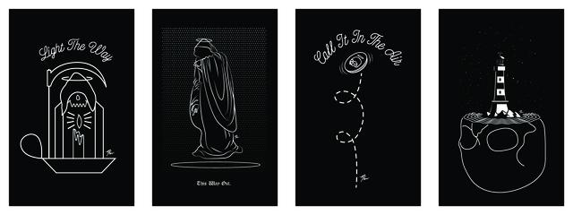 , 'Little Death,' 2014, Subliminal Projects