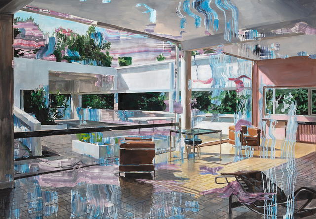 , 'Villa Savoye,' 2018, Odon Wagner Gallery