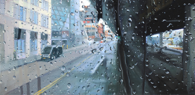 Karen Woods, 'Light and Dark', Painting, Oil on linen, George Billis Gallery