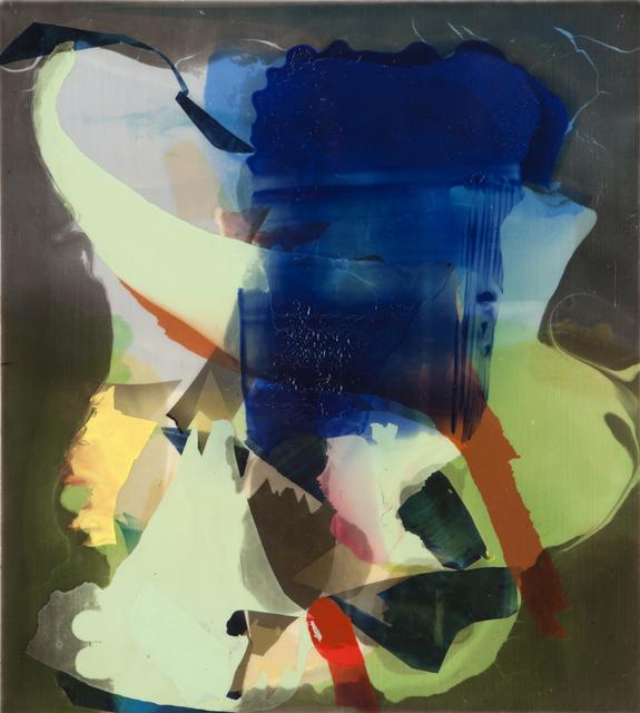 , 'Blurred Lines,' 2017, Nancy Hoffman Gallery