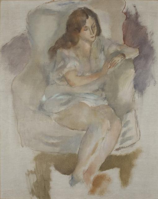 , 'Repos (Repose),' 1925, Forum Gallery