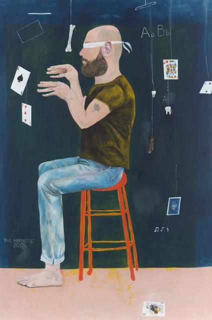 , 'The Hypnotist,' 2018, Galerie Sébastien Bertrand
