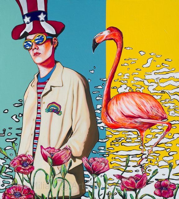 , 'Splash,' 2017, ArteMorfosis - Galería de Arte Cubano