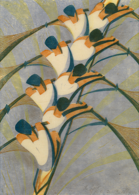 , 'The Eight,' 1930, Osborne Samuel