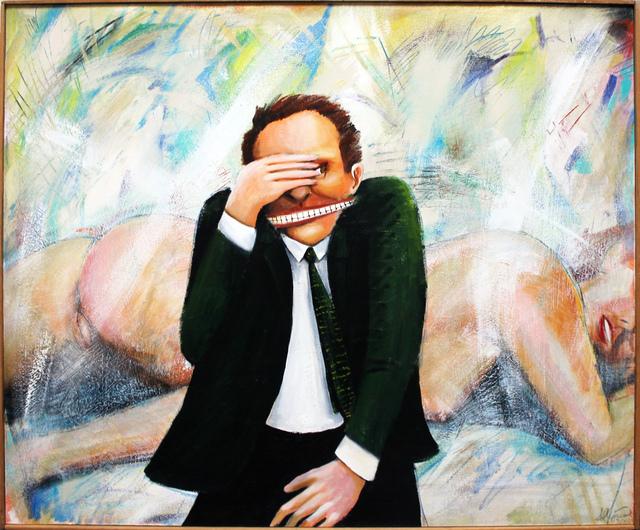 , 'Untitled (9/86),' 1986, Robert Berman Gallery