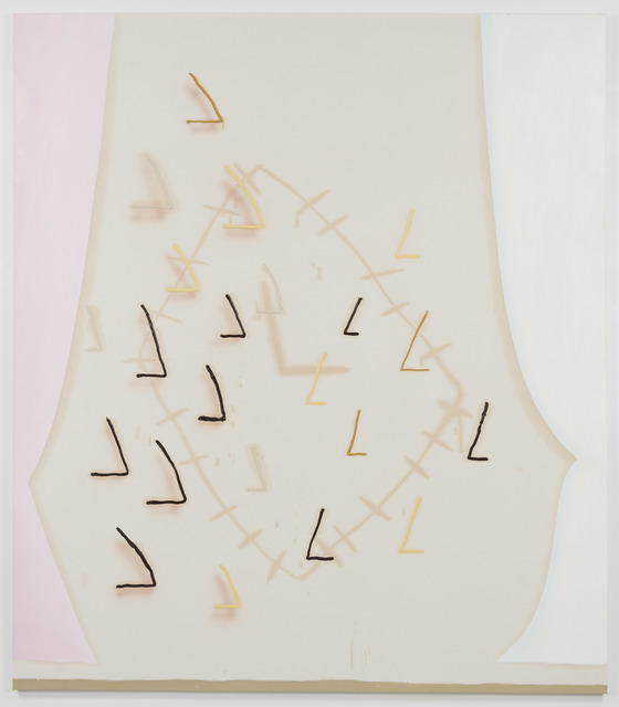 , 'Duty free on the cross: Doubting Thomas,' 2013, Mendes Wood DM