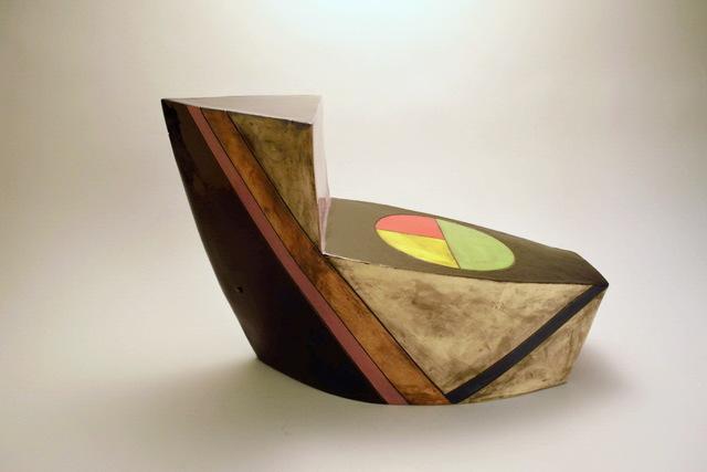 , 'Thistle,' 2017, WaterWorks Gallery
