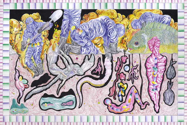 , 'Formation to Break Karma,' 2017, Richard Koh Fine Art