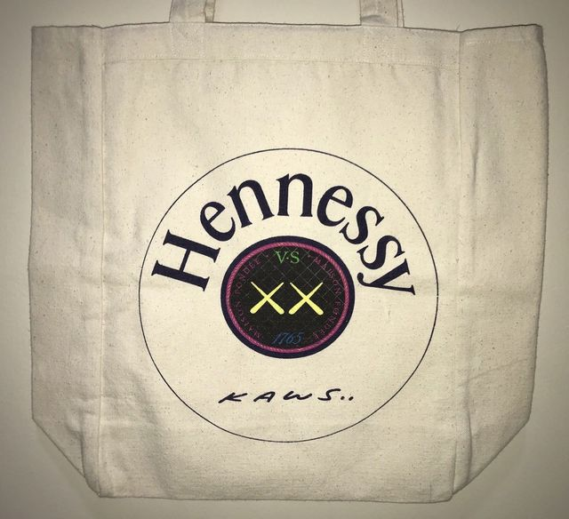 KAWS, 'KAWS XX Hennessy Collaboration ', 2011, Fashion Design and Wearable Art, Tote Bag, New Union Gallery