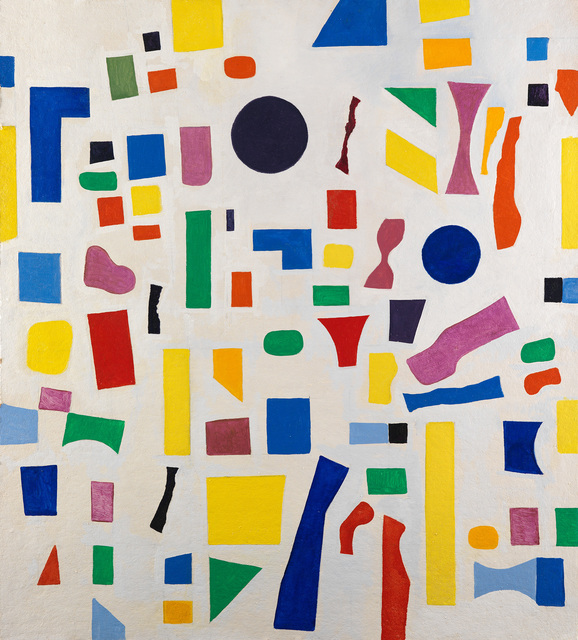 , 'WC783 - Composition 1967.16/6,' 1967, Whitford Fine Art